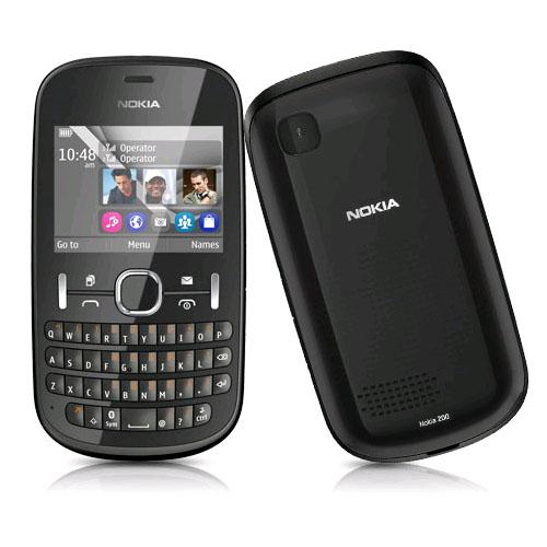 Nokia Asha 200 (2 sim)